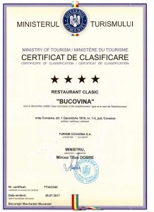 Restaurant Bucovina****